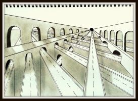 My Very First Perspective Work :D by alpino3
