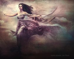 give the wind carried away ... by mirandaarts