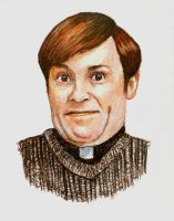 Dougal from Father Ted by LevonHackensaw