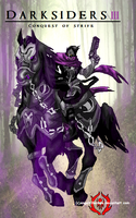 Darksiders III: Conquest of Strife by AngelKiller666