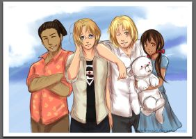 APH: one beautiful day by deathbybroccoli