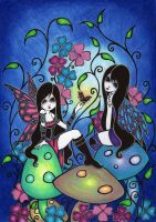Fairy Sisters by Regs
