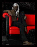 The Red Couch: Omra by Mavrosh