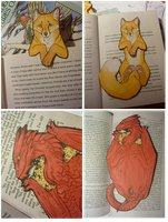 bookmarks by Noir-x