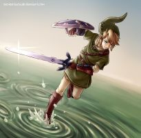 Link attacks by Eeveetachi