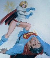 POWERGIRL IS BOFFO by MajorO