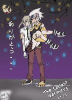 [Maka and Soul] By: Nami Ayashi. by Nami-Ayashi