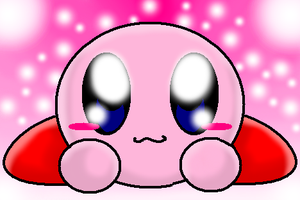 Kirby - Happy Valentines Day by SkyWarriorKirby