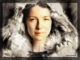 Happy birthday to the beautiful Caitriona Balfe! by Kath-13