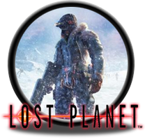 Lost Planet Button by GAMEKRIBzombie