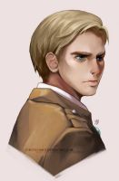 Erwin Smith by circus-usagi