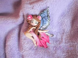 Spring Fairy by Anteam