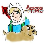 Finn and Jake by ToddWellington