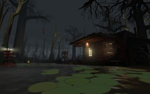 TF2 Swamp Map by MetamorpheSTLK