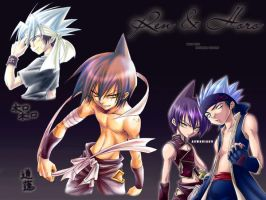 Shaman King by celticheavens