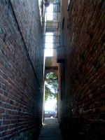 Alley Way by endless-hallway