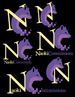Logo: Naoki Commision by Wendrom