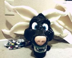 nexus fursuit w.i.p. by jacedoge