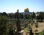 Dome of the Rock by Gravely
