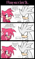 If Rosey was in Sonic '06... by Shontiachaosmaster