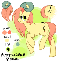 buttercream by tinydoodles