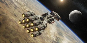 Blockade Runner by Jetfreak-7
