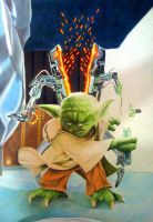 Yoda preview by Nathanm4