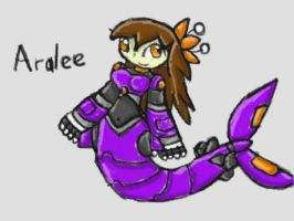 Chibi Aralee by SurgeCraft