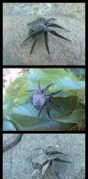 Origami Spider by lonely--soldier