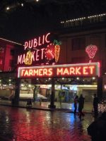 Pike Place Market by rockmashane