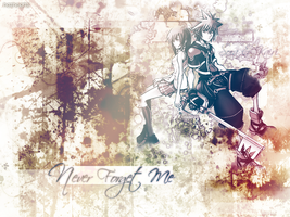 Never Forget Me by Urika