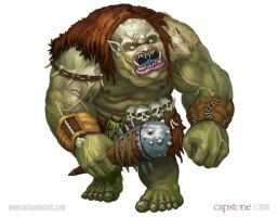 Ogre by Colin-Ashcroft