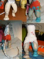 First FIMO sculpt (part 2) by minihumanoid