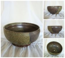 Ceramic Bowl 5 by 5ft-2-Eyes-of-Blue