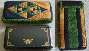 Zelda 3DS Case by MaxTheBird