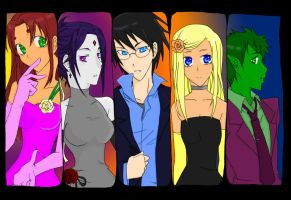Titans by Shadowed-Midnight
