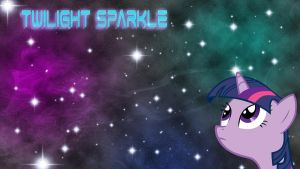 Twilight Sparkle Wallpaper by AK71