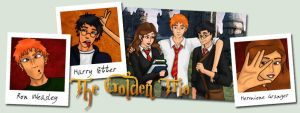 The Golden Trio by Whisperwings