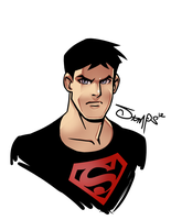 SuperBoy by RyanJampole