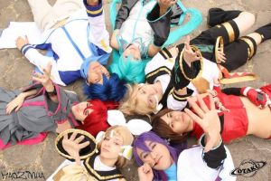 Vocaloids by yuuShino