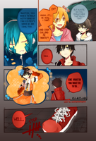Kagerou Days Chap.19 Full Color by azizkeybackspace