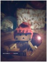 Have yourself a Danbo christmas by frestro79