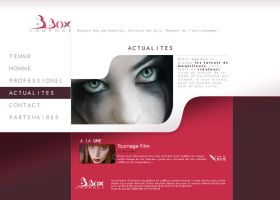 beauty_agency_beta by webgraphix