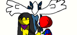 Pokemon Mystery Dungeon: The legend of Lugia by HoveringPoryZ