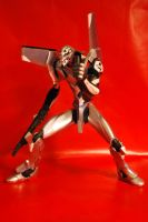EVA 04. by animeartist2007