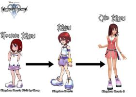 Kingdom Hearts:Kairi by WeapondesignerDawe