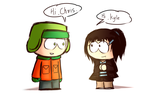 Kyle and Chris by aq1746950