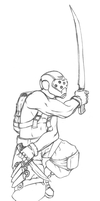 Special Ops Ninja by MonkeyBot9000
