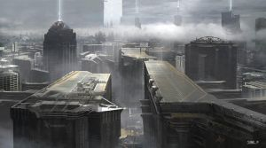 Defense City by jungpark
