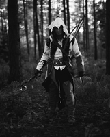 Assassins Creed 3 Connor - Your Mine by SquallWolfheart